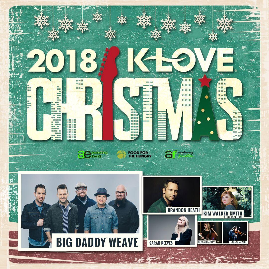 Klove Christmas Tour 2020 Locations KLove Christmas Tour – Sheffield Family Life Center